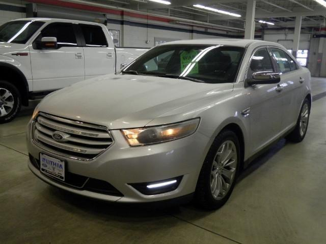 2013 Ford Taurus 4dr Front-wheel Drive Sedan Limited Limited