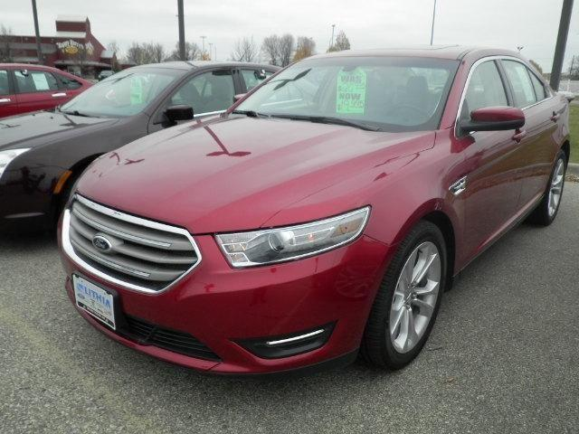 2013 Ford Taurus 4dr Front-wheel Drive Sedan SEL SEL