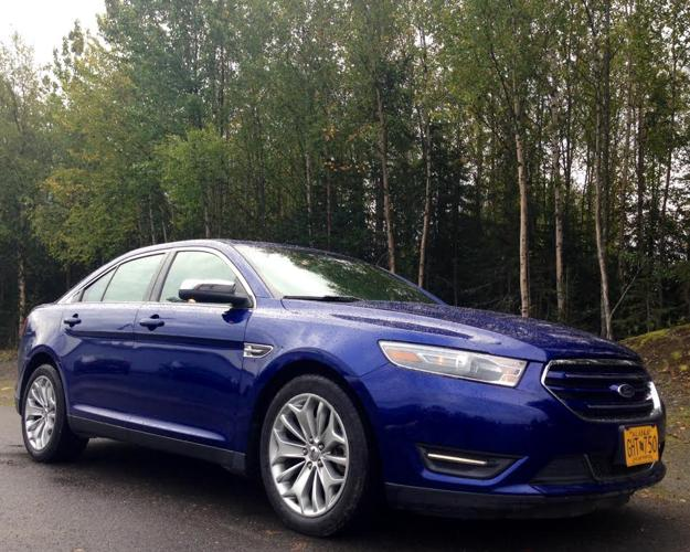 2013 FORD Taurus AWD Limited 4dr Sedan