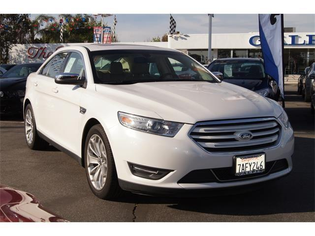 2013 ford taurus limited 4d sedan limited for sale in northridge. Cars Review. Best American Auto & Cars Review