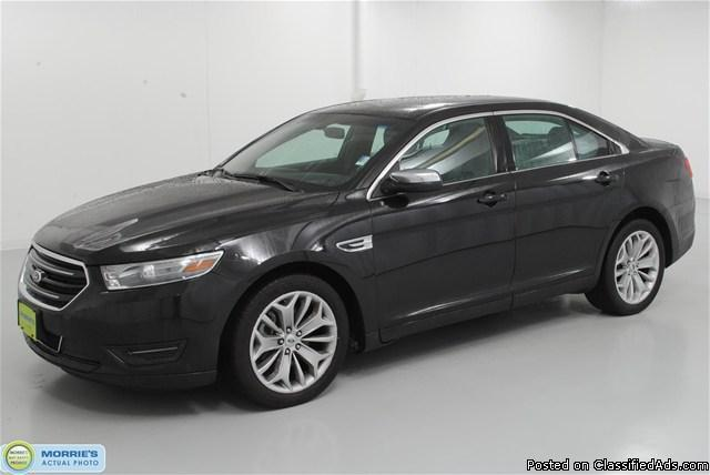 2013 ford taurus limited for sale in buffalo minnesota classified. Cars Review. Best American Auto & Cars Review
