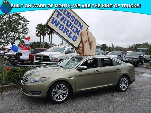 2013 ford taurus limited for sale in sanford florida classified. Black Bedroom Furniture Sets. Home Design Ideas