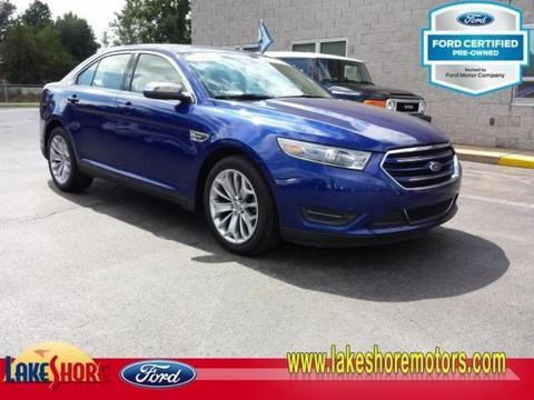2013 Ford Taurus Limited Chesterton, IN