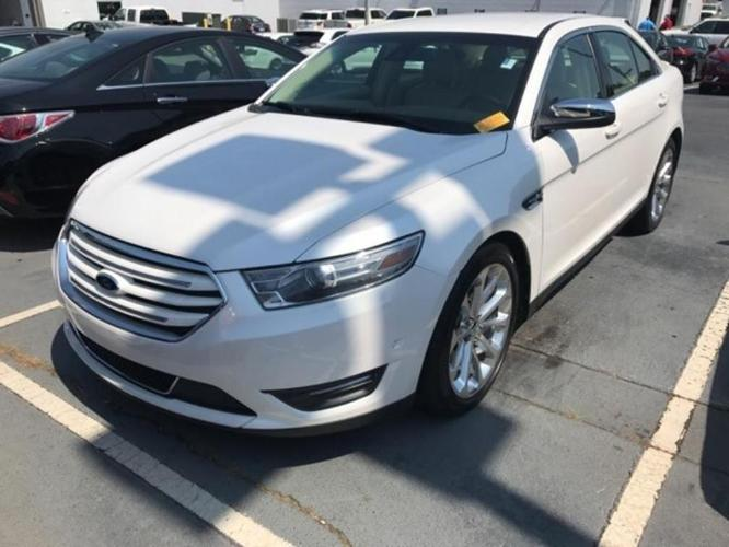 2013 ford taurus limited limited 4dr sedan for sale in hickory north carolina classified. Black Bedroom Furniture Sets. Home Design Ideas