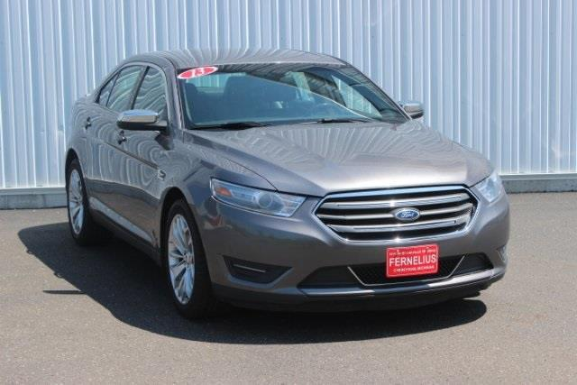 2013 ford taurus limited limited 4dr sedan for sale in cheboygan michigan classified. Black Bedroom Furniture Sets. Home Design Ideas