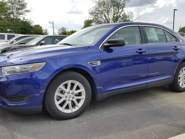 2013 ford taurus se se 4dr sedan for sale in jackson georgia classified. Black Bedroom Furniture Sets. Home Design Ideas