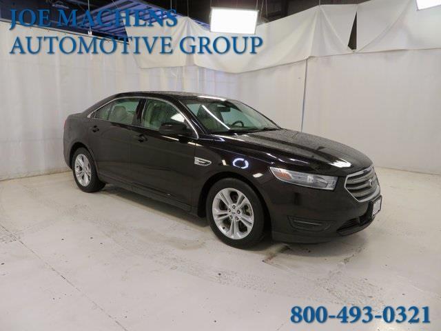 2013 Ford Taurus Sel Awd Sel 4dr Sedan For Sale In