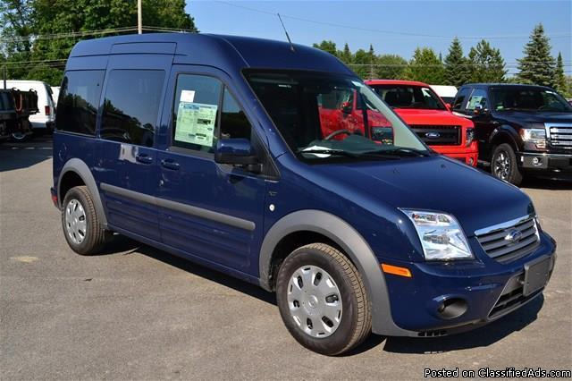 2013 Ford Transit Connect Xlt Premium We Finance