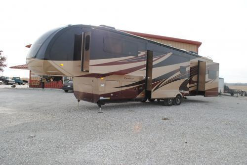 2013 Forest River Cardinal 3800FL For Sale in Downing,
