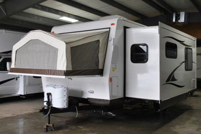 2013 Forest River Roo 23ikss Expandable Travel Trailer For