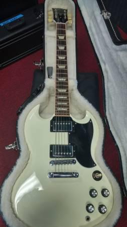 2013 Gibson SG Standard - $750