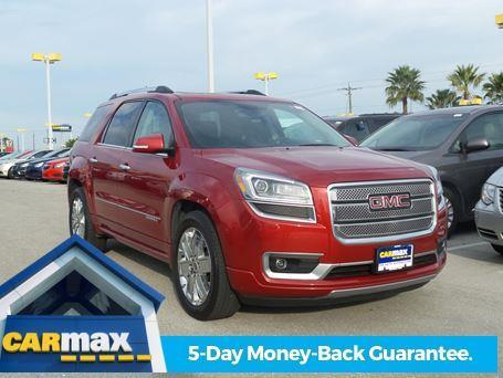2013 gmc acadia denali awd denali 4dr suv for sale in fort myers florida classified. Black Bedroom Furniture Sets. Home Design Ideas