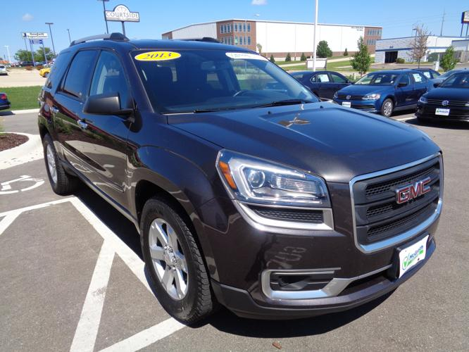 2013 gmc acadia sle 1 awd sle 1 4dr suv for sale in dubuque iowa classified. Black Bedroom Furniture Sets. Home Design Ideas