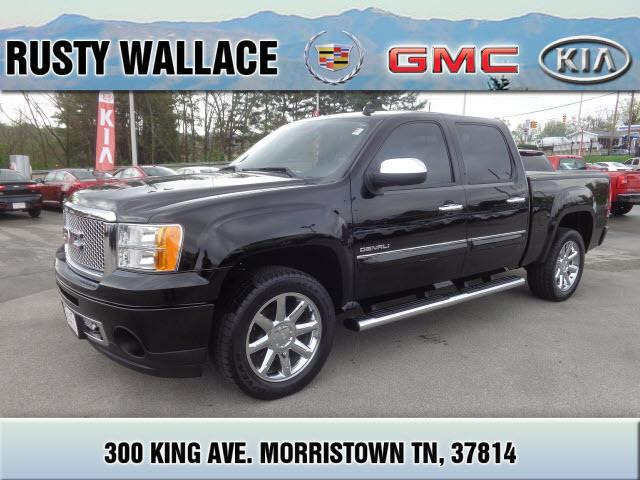 2013 gmc sierra 1500 awd denali 4dr crew cab 5 8 ft sb for sale in morristown tennessee. Black Bedroom Furniture Sets. Home Design Ideas
