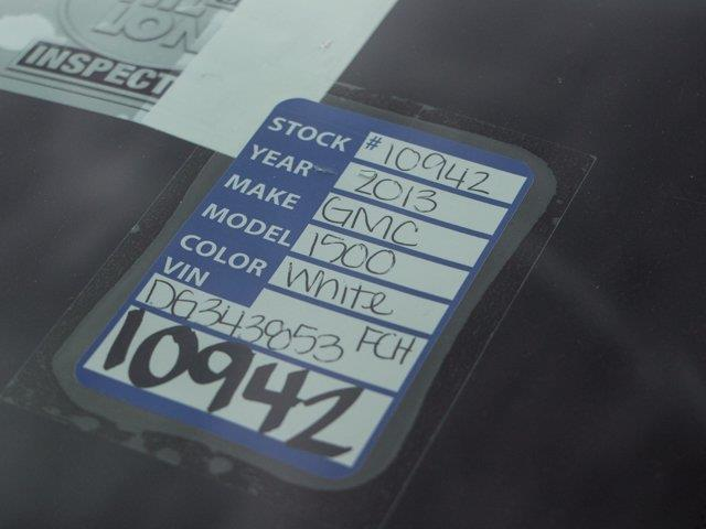 2013 GMC Sierra 1500 SLE 4x4 SLE 4dr Crew Cab 5.8 ft.