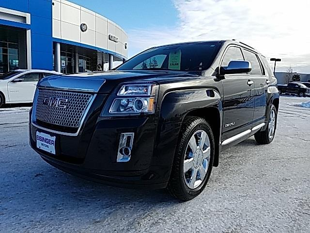 2013 gmc terrain denali awd denali 4dr suv for sale in evergreen montana classified. Black Bedroom Furniture Sets. Home Design Ideas