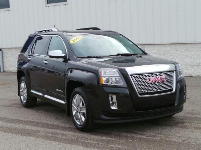2013 gmc terrain denali denali 4dr suv for sale in meskegon michigan classified. Black Bedroom Furniture Sets. Home Design Ideas