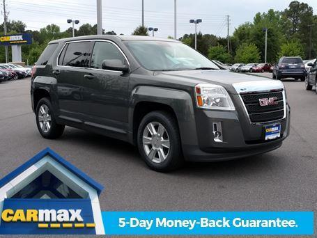 2013 gmc terrain sle 1 awd sle 1 4dr suv for sale in raleigh north carolina classified. Black Bedroom Furniture Sets. Home Design Ideas