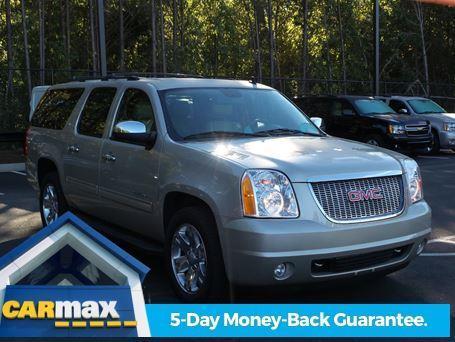2013 GMC Yukon XL SLT 1500 4x2 SLT 1500 4dr SUV