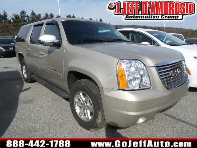 2013 gmc yukon xl slt 1500 4x4 slt 1500 4dr suv for sale. Black Bedroom Furniture Sets. Home Design Ideas