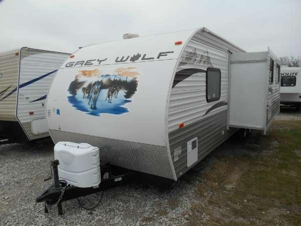2013 Grey Wolf 29bh For Sale In Weatherford Texas