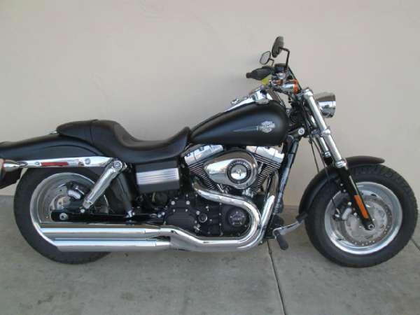 New Harley Davidson Dyna Motorcycles For Sale For Sale California >> 2013 Harley-Davidson Dyna Fat Bob for Sale in Rancho California, California Classified ...