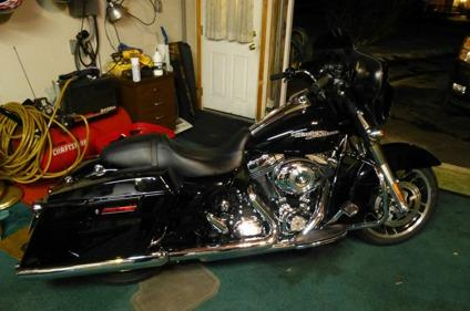 2013 harley davidson flhx street glide for sale in memphis tennessee classified. Black Bedroom Furniture Sets. Home Design Ideas
