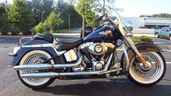 2013 Harley Davidson FLSTN Softail Deluxe