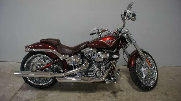 2013 Harley-Davidson FXSBSE CVO Breakout