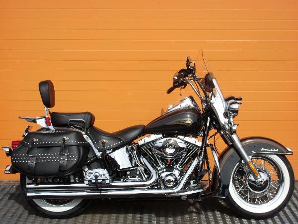 2013 Harley-Davidson Heritage Softail Classic 110th Anniversary Edition