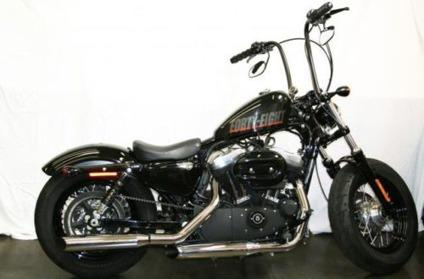 2013 harley davidson xl 1200 x sportster 48 model for sale. Black Bedroom Furniture Sets. Home Design Ideas