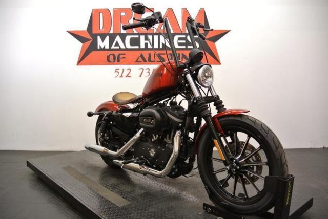 2013 Harley-Davidson XL883N - Sportster Iron 883 *Frisco Bobber*