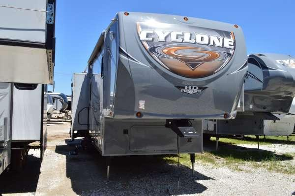 2013 Heartland Cyclone 3110 For Sale In Weatherford Texas
