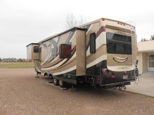 2013 Heartland RV Landmark Rushmore