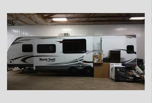2013 Heartland RV North Trail 31QBSS Caliber