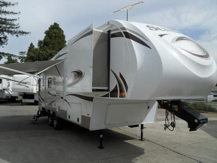 2013 Heartland Sundance 277 Rl 5th Wheel W 2 Double Slide
