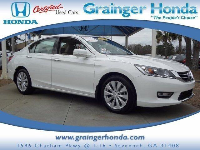 2013 Honda Accord 4dr Car 4dr V6 Auto Ex L For Sale In
