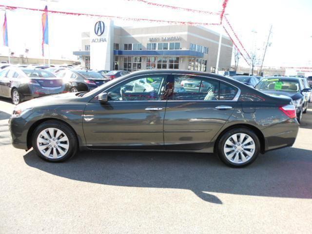 Jerry Damson Acura >> 2013 Honda Accord 4dr Car 4dr V6 Auto EX-L w/Navi for Sale ...