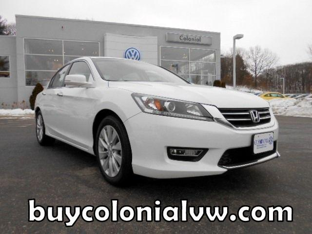 2013 Honda Accord EX (CVT)