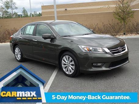 2013 Honda Accord EX EX 4dr Sedan CVT
