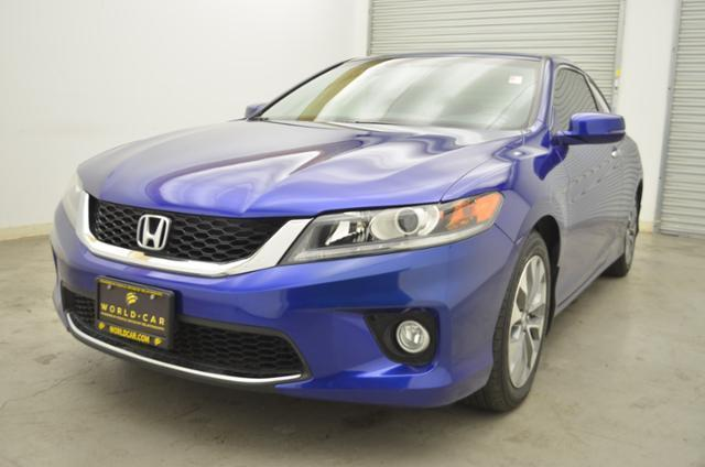 2013 Honda Accord EX-L EX-L 2dr Coupe