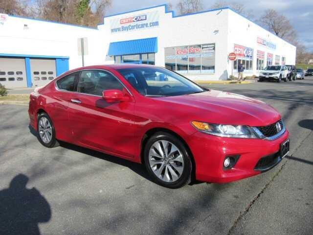 2013 Honda Accord EX-L EX-L 2dr Coupe