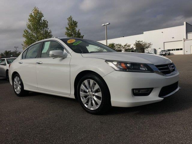2013 Honda Accord EX-L EX-L 4dr Sedan