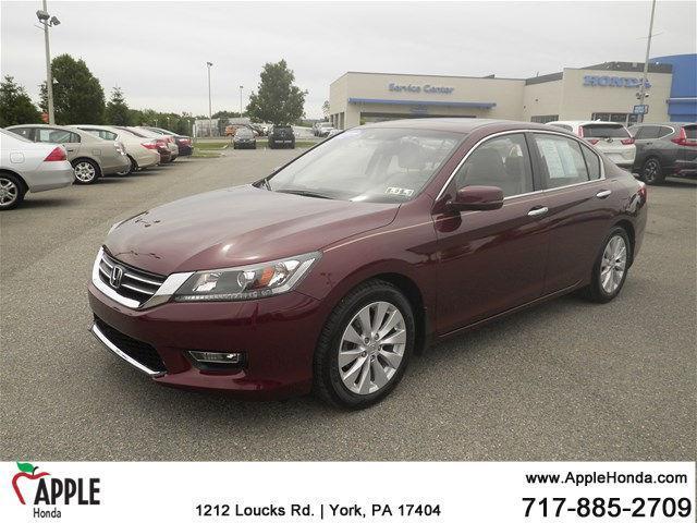 2013 honda accord ex l ex l 4dr sedan for sale in york for 2013 honda accord ex l for sale