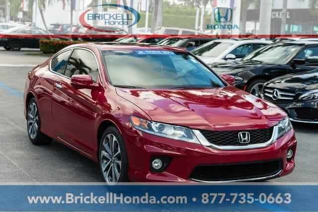 2013 honda accord ex l v6 ex l v6 2dr coupe 6a for sale in miami florida classified. Black Bedroom Furniture Sets. Home Design Ideas