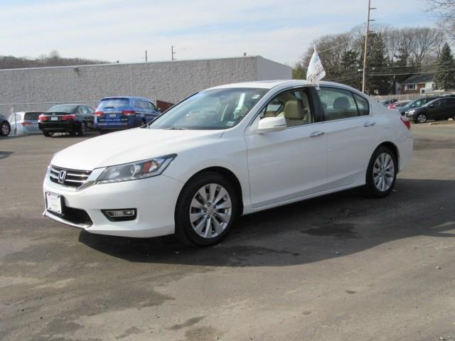 2013 Honda Accord EX-L V6 EX-L V6 4dr Sedan