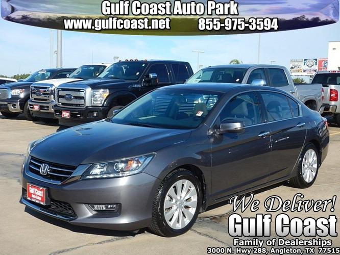 2013 honda accord ex l v6 w navi ex l v6 4dr sedan w navi for sale in anchor texas classified. Black Bedroom Furniture Sets. Home Design Ideas