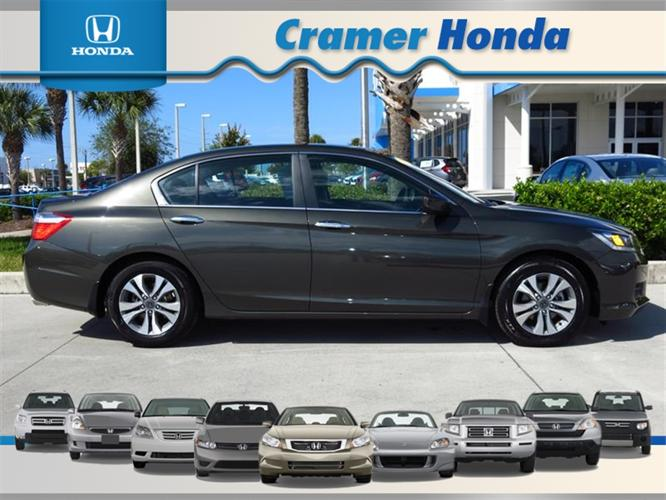 2013 honda accord lx 4dr sedan cvt for sale in venice florida classified. Black Bedroom Furniture Sets. Home Design Ideas