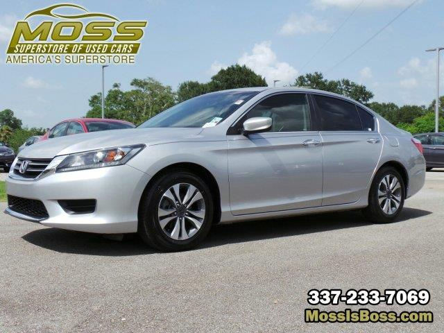 2013 honda accord lx lx 4dr sedan cvt for sale in lafayette louisiana classified. Black Bedroom Furniture Sets. Home Design Ideas