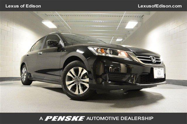 2013 Honda Accord Sdn Sedan 4dr I4 CVT LX Sedan